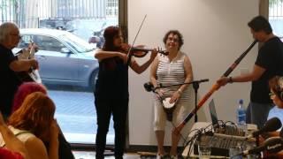 Jezabel Martínez y la música improvisada en nuestro programa 200.