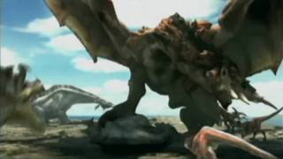 Monster Hunter 3 Tri Intro
