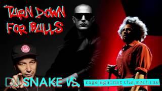 MASHUP - Turn Down For Bulls (DJ Snake Vs. Rage Against The Machine)