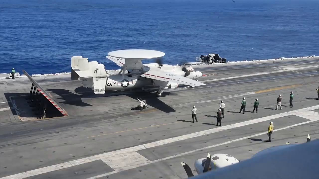 Sailors Conduct Flight Operations during Keen Sword 19
