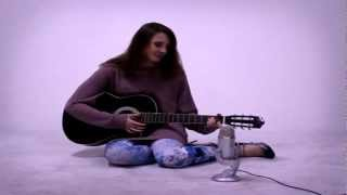 Summertime Sadness (Lana del Rey acoustic cover)