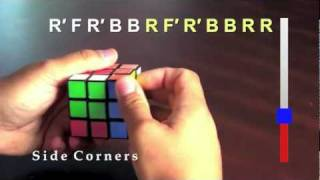 5 SIMPLE moves to EASILY solve the Rubik's Cube - Learn in 15 minutes Tutorial width=