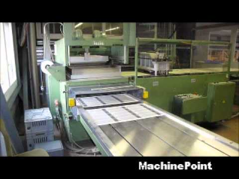Illig Used Packaging machines (blister & skin) MachinePoint