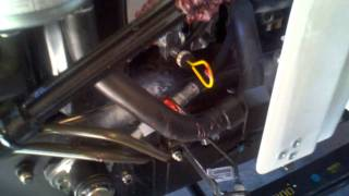 Under Hood Walkaround on a 2011 Hino 268A