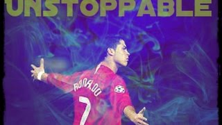Cristiano Ronaldo - Unstoppable | Manchester United & Real Madrid |