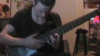 P. Diddy - Last Night bass guitar cover