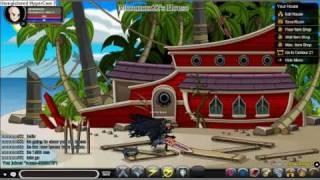 Adventure Quest Worlds - Secret Pirate Base