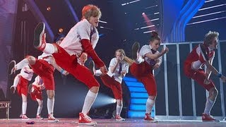 Nu Sxool dance troupe - Britain's Got Talent 2012 Live Semi Final - International version