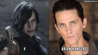 Devil May Cry 5 - Characters And Voice Actors
