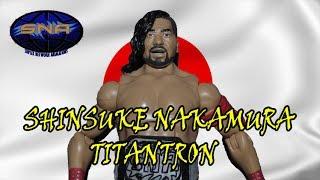 WWE Shinsuke Nakamura NEW Titantron & Theme Song 2017 (SNA Figure Stop Motion)