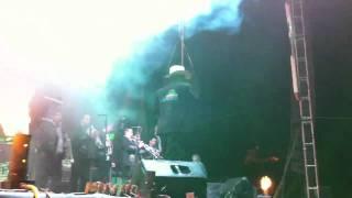 La No. 1 Banda Jerez - Por Una Lagrima en vivo San Vicente Xiloxochitla Tlax 2012