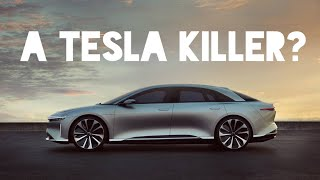 Is The Lucid Air 2020 Gonna Be A Tesla Killer?
