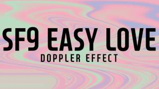 [AUDIO EDIT] SF9 - EASY LOVE (쉽다) [DOPPLER EFFECT]