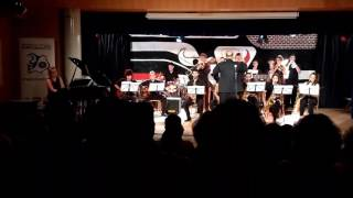 Sway - Dean Martin Cover- Arturo Soria Big Band