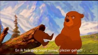 brother bear on my way dutch lyrics