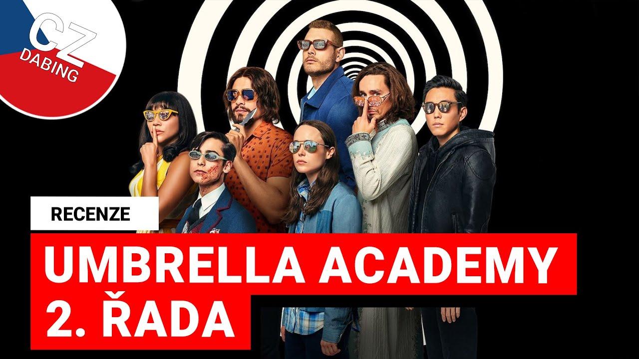 RECENZE: Patří Umbrella Academy stále mezi seriálovou špičku Netflixu?