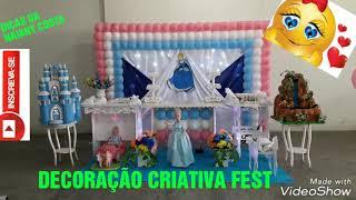 FESTA DA CINDERELA
