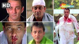 Best of Sanjay Dutt Scenes from Maine Dil Tujhko Diya - Sohail Khan - Sameera - Romantic Hindi Movie width=