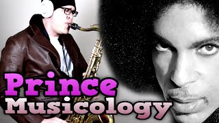 Prince - MUSICOLOGY - Saxophone Cover