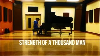 Two Steps from Hell - Strength of a Thousand Men (Piano Cover)
