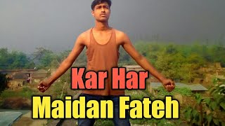 Kar Har Maidan Fateh || Dil bewafa || Best Inspiration Video || Shubham Singh ||