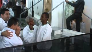 ADILP - Assembleia de Deus Ministério Ipiranga Setor Lençóis Paulista - Batismo 2012 - 13