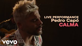 "Pedro Capó - ""Calma"" Official Performance 