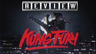 Kung Fury: A Film Rant Movie Review
