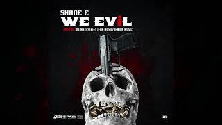 Shane-E - We Evil - December 2018