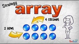 Beginning Division: using arrays
