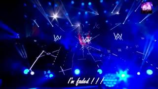Alan Walker - Faded ( LIVE HQ+ Lyrics )
