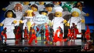 Everything is Awesome for Oscars