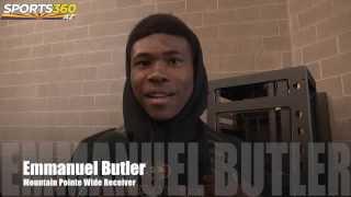 Emmanuel Butler already feels at home with NAU