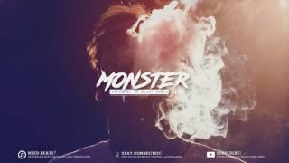 Hard Rap Instrumental Beat   Aggressive Trap Beat (prod. Ghost Beats)