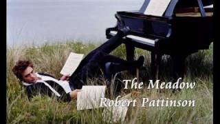 Robert Pattinson The Meadow (Twilight Soundtrack)