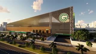 Conheça o projeto da Arena do Goiás
