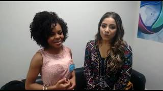 """Me Aproximou""  (Larissa Assis e Gabriela Rocha)"