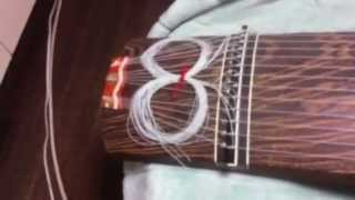 SOMEONE GAVE ME A KOTO (classic Japanese musical instrument )