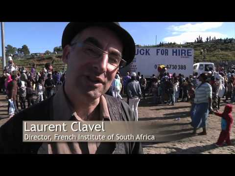 The Giant Match – French Institute of South Africa – Knysna 2010