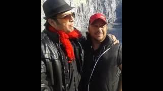 jess Galindo y Ardiente - Detras de camaras video Ay amor!