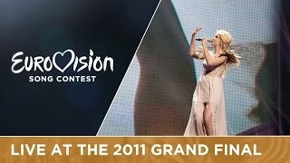 Mika Newton - Angel (Ukraine) Live 2011 Eurovision Song Contest
