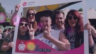 Bulmers Forbidden Fruit 2016 Highlight Reel