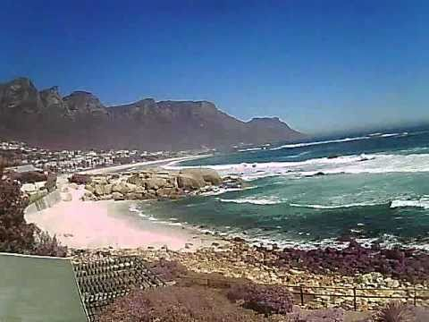 Timelapse Video – Glen Beach & Camps Bay – 13/09/2010
