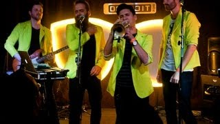 """Capital Cities """"Safe and Sound"""" live at the Detroit Bar - 12/15/2012"""