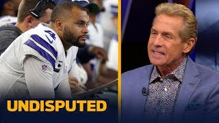 Skip Bayless reacts to the Dallas Cowboys Week 5 loss to the Green Bay Packers   NFL   UNDISPUTED