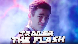 THE FLASH TRAILER DA 4 TEMPORADA
