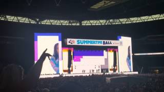 Little Mix ft Sean Paul - Hair (Live Capital Summertime Ball 2017)