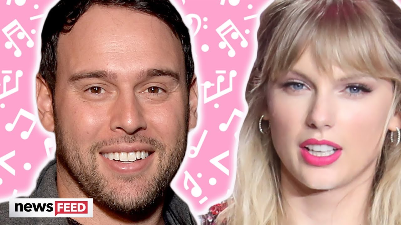 Scooter Braun preaches 'Kindness' amid Taylor Swift AMAs Music Battle!