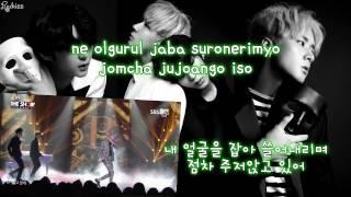 VIXX LR - Beautiful Liar (Karaoke/Instrumental)