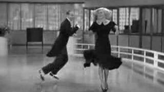 Swing Time - Rogers and Astaire